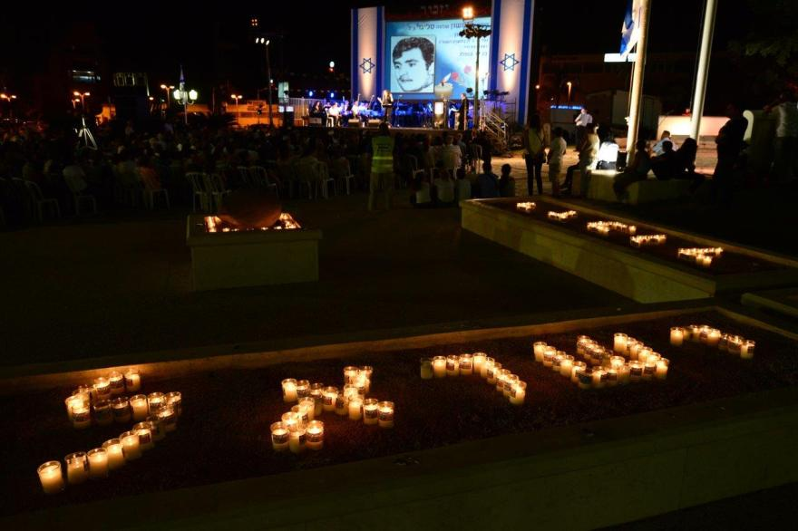 יום הזיכרון 2014 אלי נאמן (3)